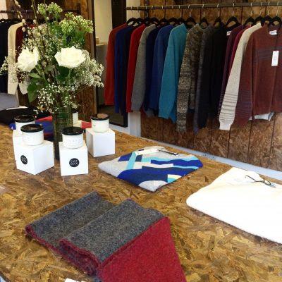 Genevieve Sweeney Pop Up Shop Hackney Knitwear