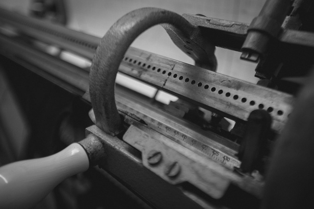 Traditional Methods of Manufacturing Knitwear