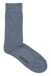 Wool Linen Unisex Socks Made in Britain