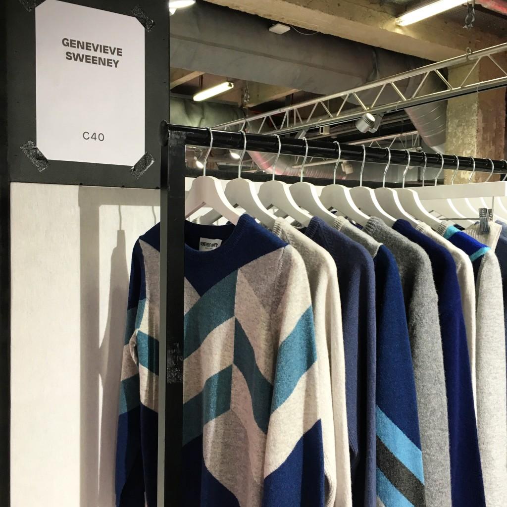 Genevieve Sweeney | Tranoi 2016 | Paris Fashion Week | AW16