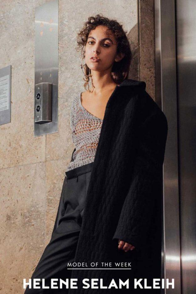 Model of the Week Helene Selam Kleih