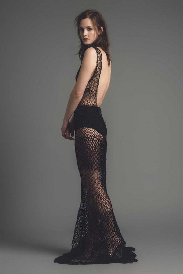 Genevieve Sweeney Evita Crochet Dress