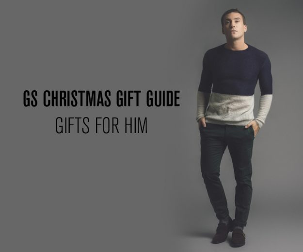 Christmas Gifts for Him Mens Knitwear Genevieve Sweeney