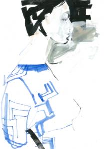 Fashion Illustration Knitwear