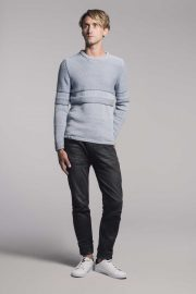 Mens Spring Knitwear Made in Britain