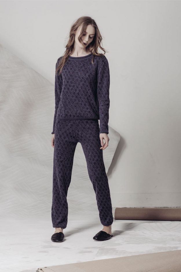 Merino Cashmere Loungewear Made in Britain