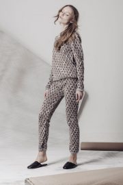 Loungewear set merino cashmere by Genevieve Sweeney
