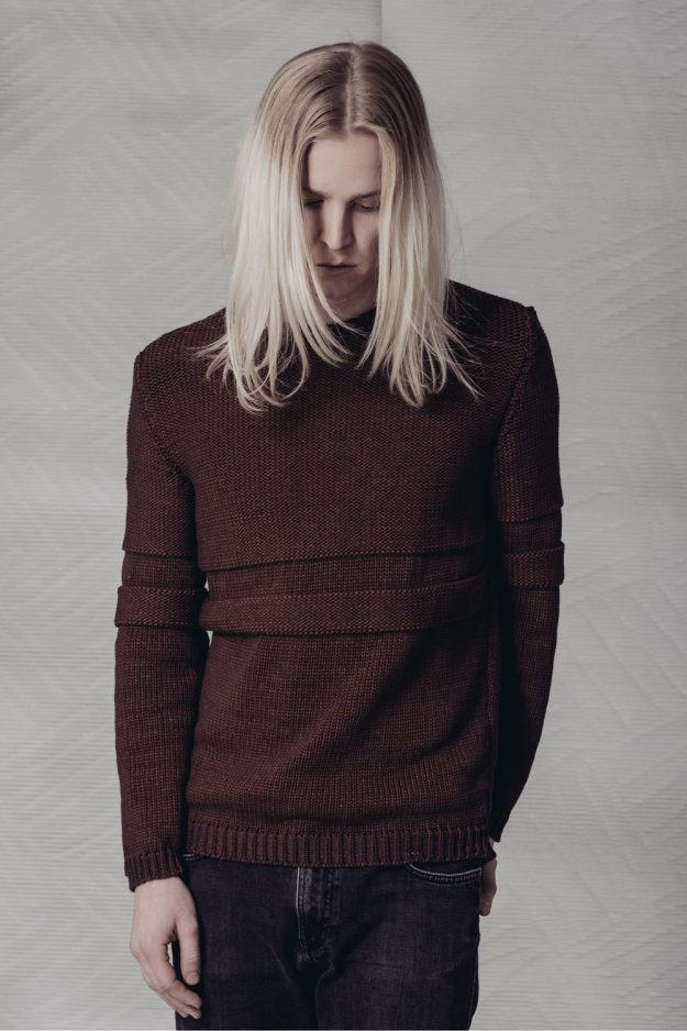 Mens Chunky Jumper Made in Britain