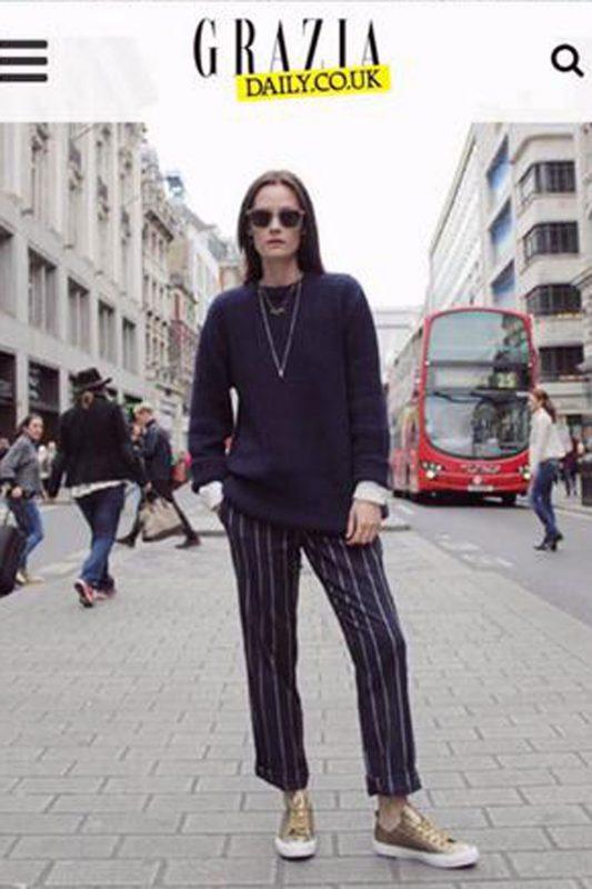 Charlotte De Carle Knitwear