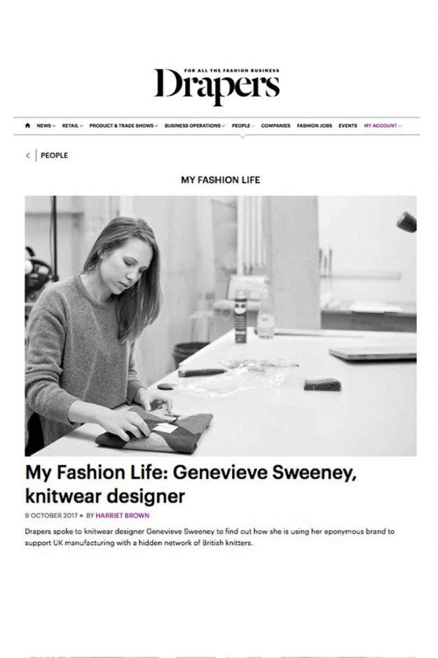 Knitwear Designer Drapers Online
