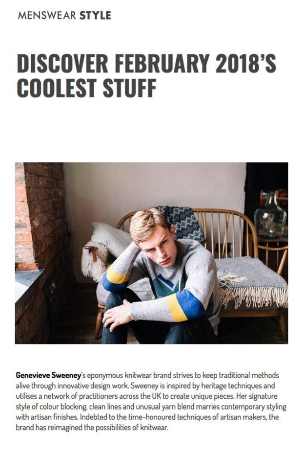 Menswear Style Coolest Stuff