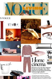 Vogue Netherlands Home Living Elsa Lounge Set