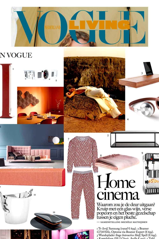 Vogue Netherlands Home Living Elsa Lounge Set