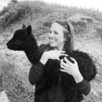 British Knitwear Designer with Alpaca