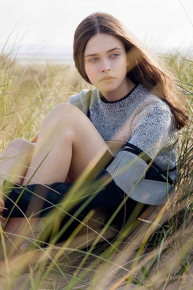 Wool Jumper made in Britain