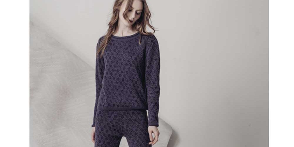 Luxury Loungewear perfect for travelling