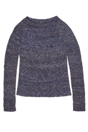 Alpaca Sweater Made in Britain