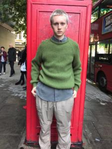 LFW Mens Street Style Knitwear