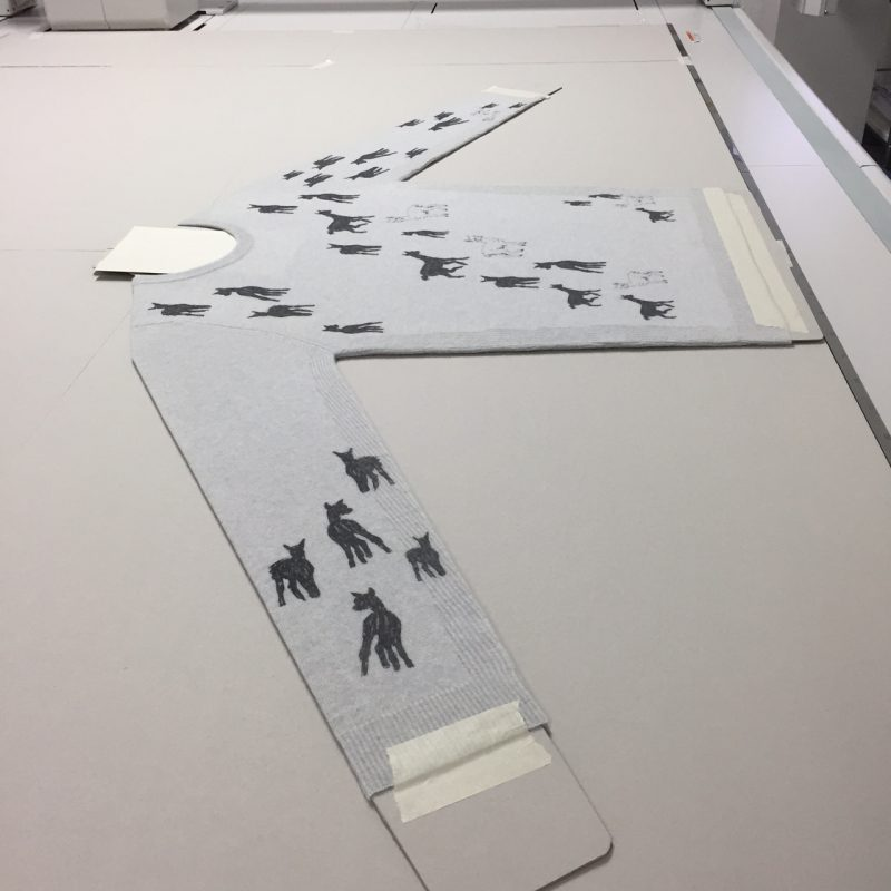 Innovation in Knitwear Printing