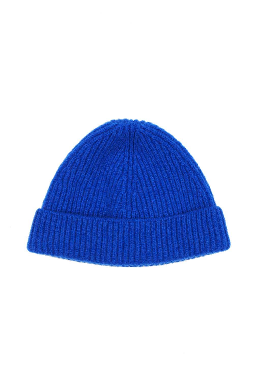 Royal Blue Beanie Hat (100% Lambswool) British Made e938c85e1f2