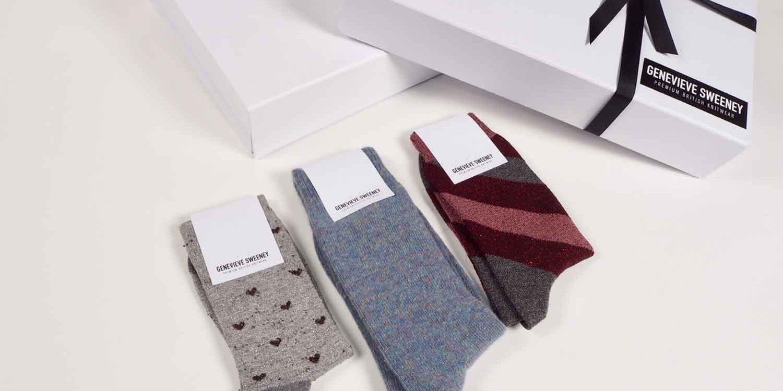Luxury Womens Sock Gift Set