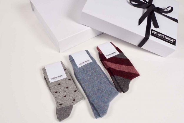 Luxury Womens Sock Gift Set