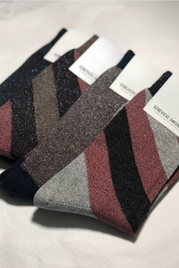 Exclusive Luxury socks for the GS Sock Subscription