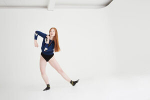 hand intarsia cashmere geometric jumper