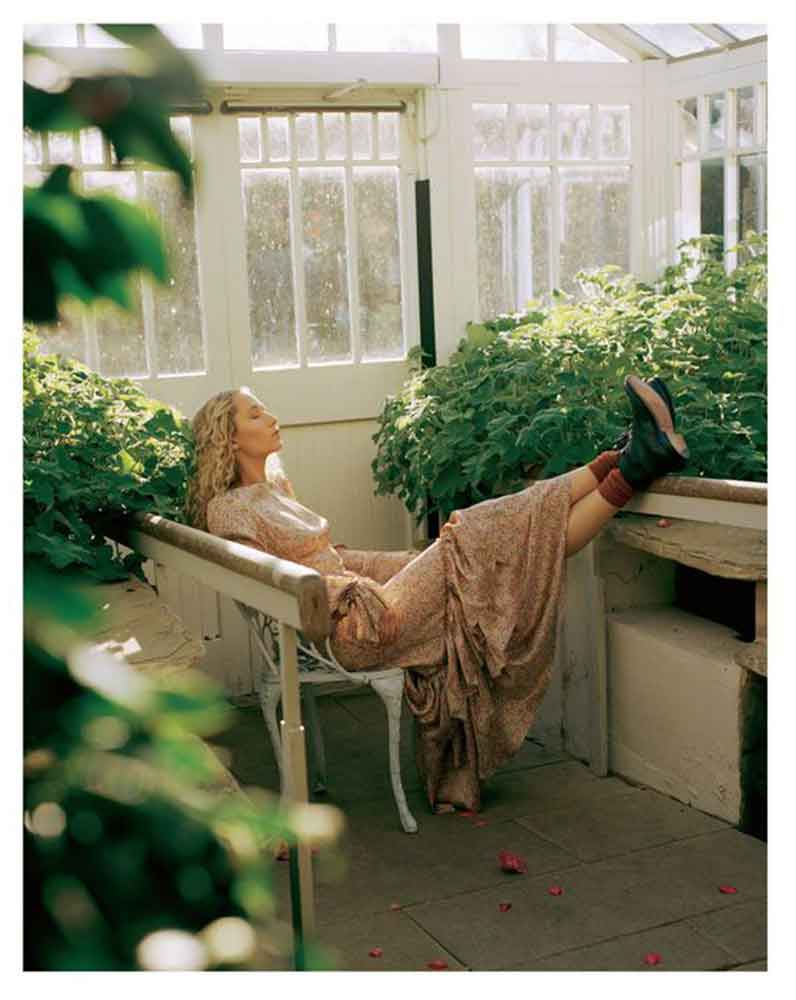 Stella Magazine Womens Wool Socks