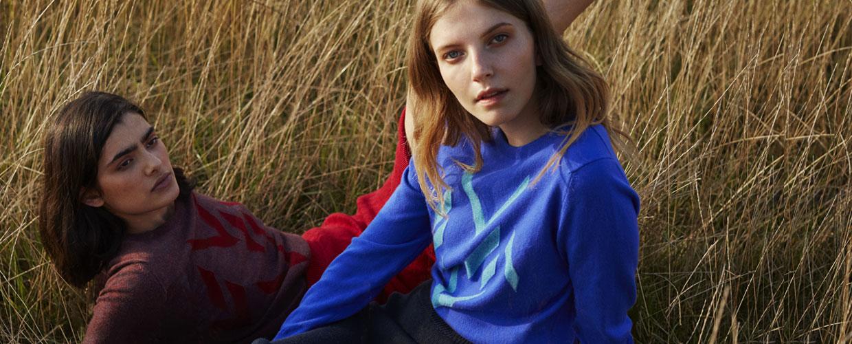 women cashmere British knitwear slow fashion