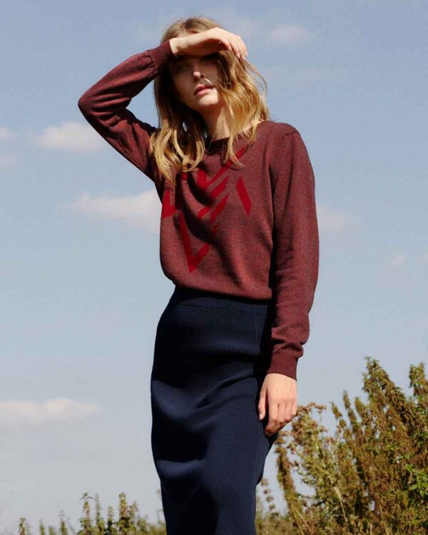 womens sustainable slow fashion made in Britain