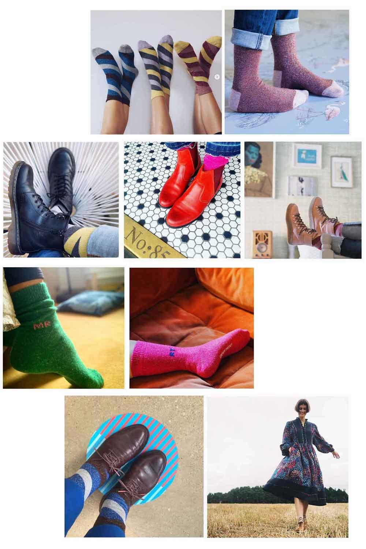 Luxury Sock Subscription Hosiery Heaven
