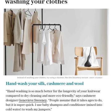 Eco Friendly ways to wash Cashmere