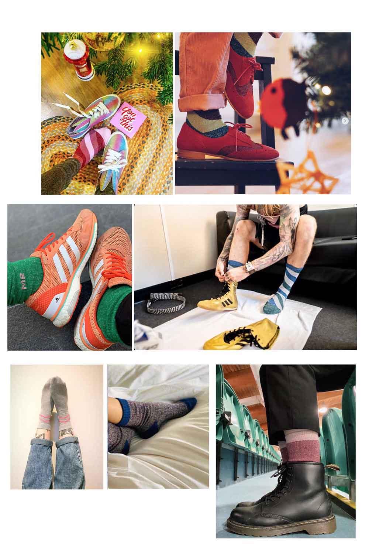 Monthly Sock Subscription Hosiery Heaven