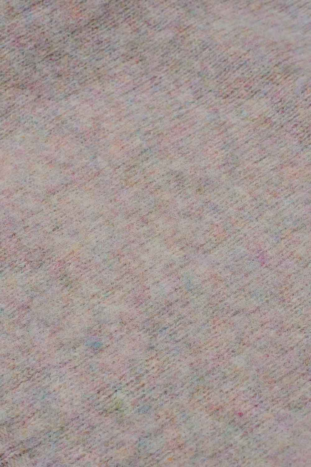 brushed wool mother of pearl made in Britain