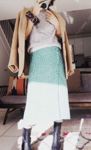 Stylonylon Spring Knitwear Grey Jumper