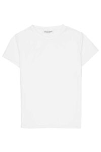 british t-shirt white heavy cotton