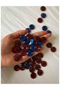 Genevieve Sweeney British Buttons Codelite Pearl